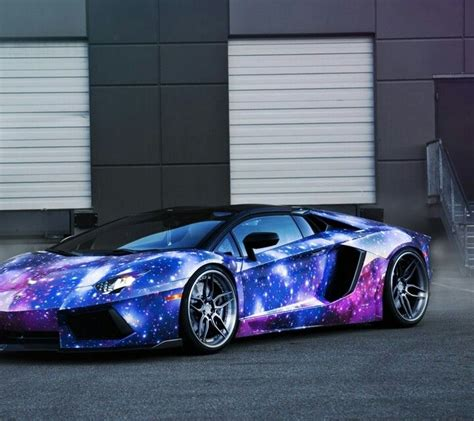 galaxy lamborghini caniff 18 best images about galaxy painted cars on