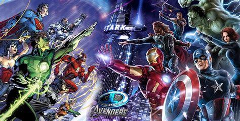 film marvel et dc comics marvel vs dc comics opposer les deux maisons un non