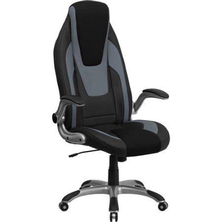 flash furniture high back vinyl executive office chair