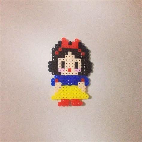 Snow White Perler By Lazycissy Perler