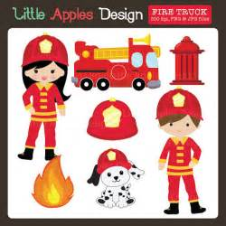 Fire Truck Wall Stickers clipart camion d incendie feu camion clipart clipart