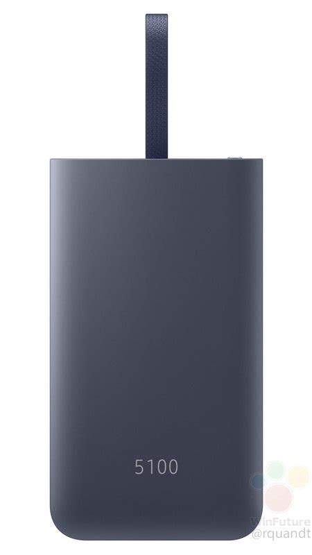 S8 Power Bank Galaxy galaxy s8 5100mah power bank leaks in grey and blue
