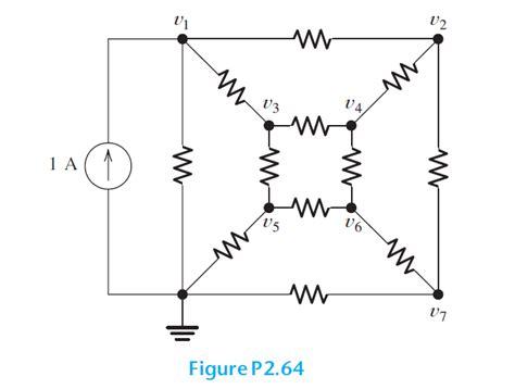 wheatstone bridge vs ohm s the wheatstone bridge shown in figure 2 64 has vs chegg