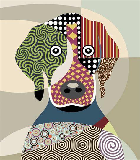 pop poster design pop poster beagle print by iqstudio on