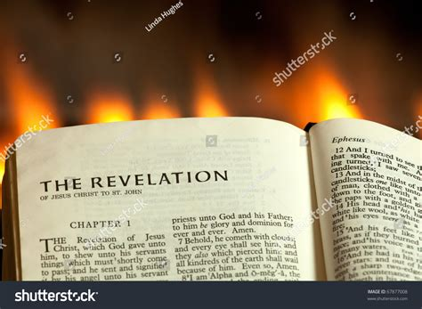 book  revelation stock photo  shutterstock