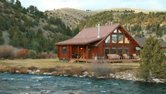 montana vacation rental cabin twisted fork at rock creek