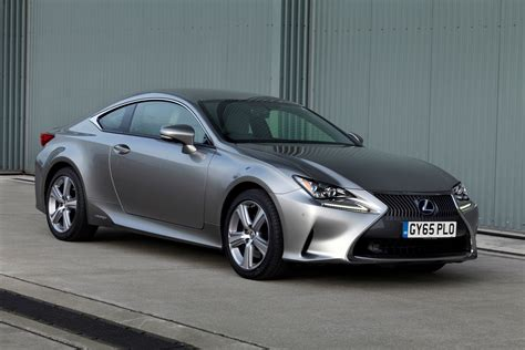 lexus rc sedan lexus rc coupe review 2015 parkers
