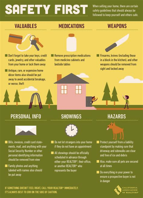 home seller safety tips huntington real estate