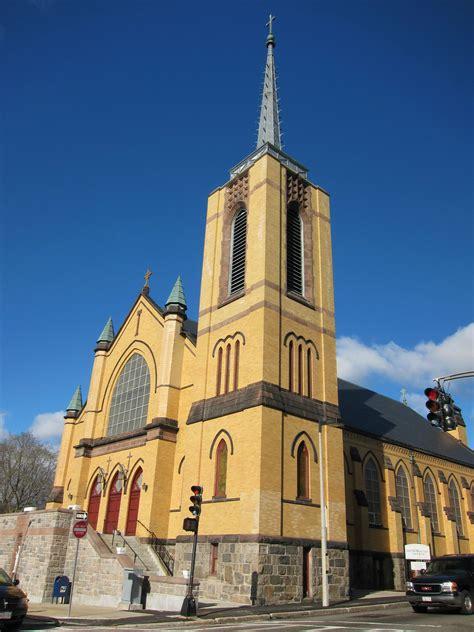 sacred heart church bulletin