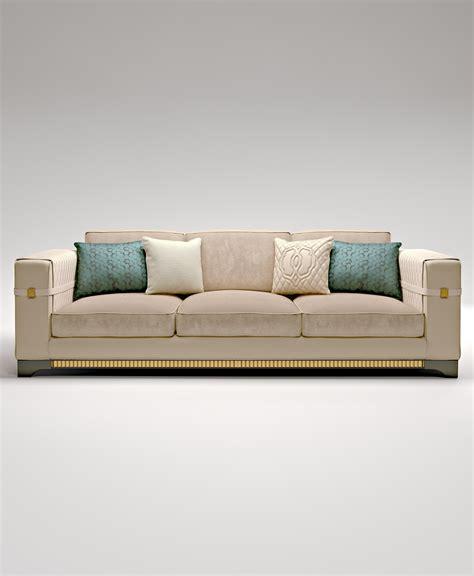 amazon  seat sofa frame   solid wood bruno zampa luxury furniture