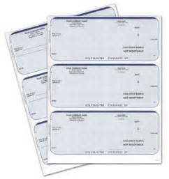 Tics Background Check Voucher Checks Printed With Quickbooks For Payroll And Accounting Use