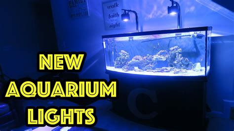 Lu Led Aquarium Bandung new aquarium lights aquarium led lighting