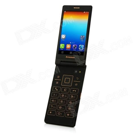 Hp Lenovo A588t Android Flip Phone Touchscreen 360 Degree Rotate 1 lenovo a588t android phone w 512mb ram 4gb rom golden free shipping dealextreme