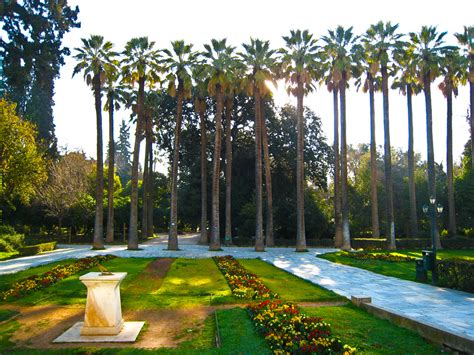 National Garden Athens by The Most Beautiful Green Spots And Parks In Athens
