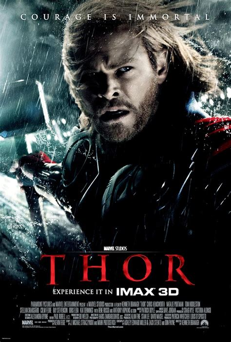 film thor in tv new thor tv spots and posters filmofilia