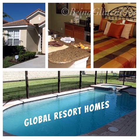 gluten free florida with global resort homes travel