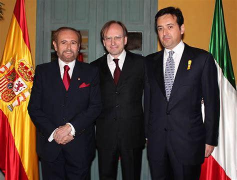consolato italiano siviglia la federazione italiana canottaggio ospite console