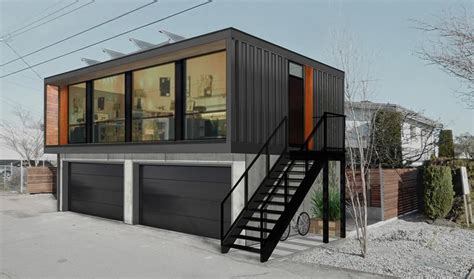 cost to build double garage with bedroom above garage plans with living quarters ideas worth to consider garage101