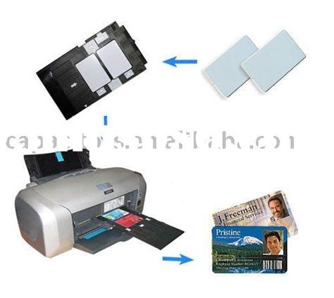 Printer Epson Id Card pvc id card for epson printer pvc id card for epson