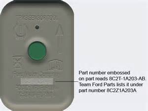Ford Tpms Reset Tool Tpms Recalibration Procedure Fordfusionclub The 1