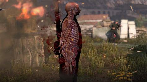 Kaset Ps4 Sniper Elite 4 sniper elite 4 review gamespot