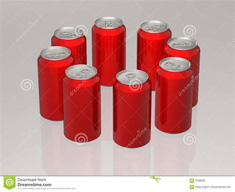 soda photography red soda cans stock photography image 3188902