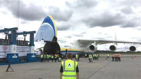 heavy outsize air cargo charter
