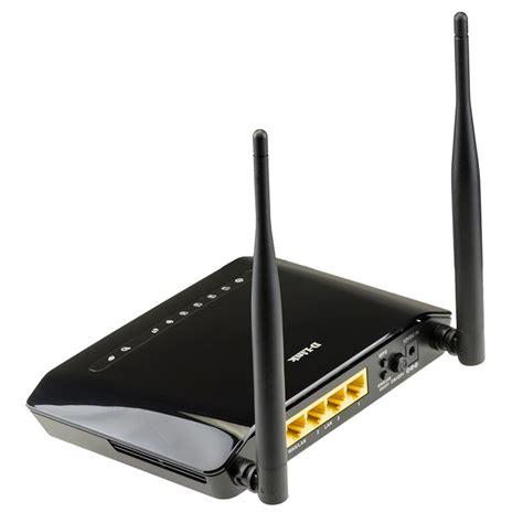 Modem Adsl D Link Wifi routeur modem wi fi d link adsl2 2 11n 300mbps avec 4x10