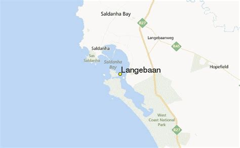 langebaan weather station record historical weather for