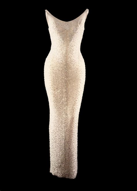 the dress the personal property of marilyn monroe the quot happy