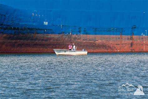 big boat in charleston harbor charleston harbor by boat d k wall