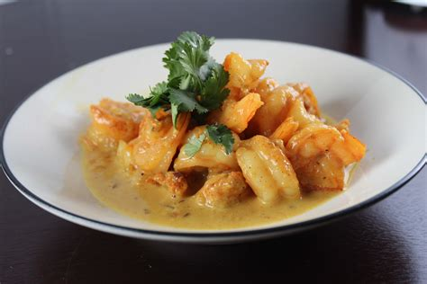Curried Shrimp by Coconut Curry Shrimp Eats
