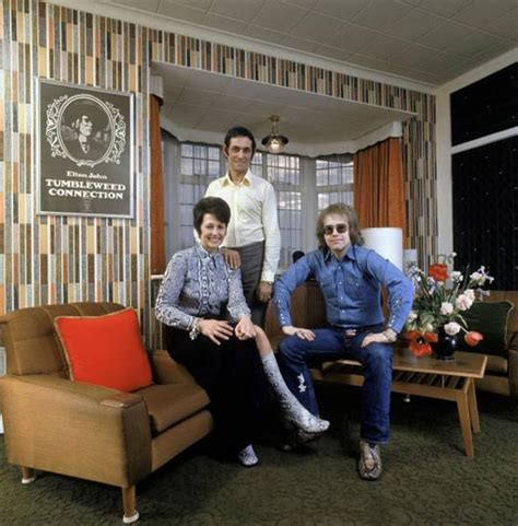 White Wing Chair 70 S Photographs Rock Stars At Their Parents Houses