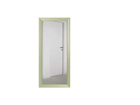 porte specchio specchio laccato anticato barausse 90x223