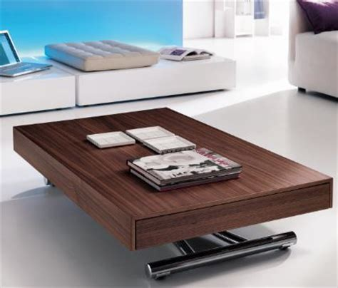 Table Basse Qui Se Transforme En Table Haute
