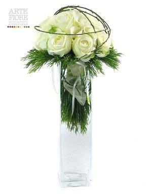 composizioni floreali in vaso composizione floreale fiori artificiali in tessuto