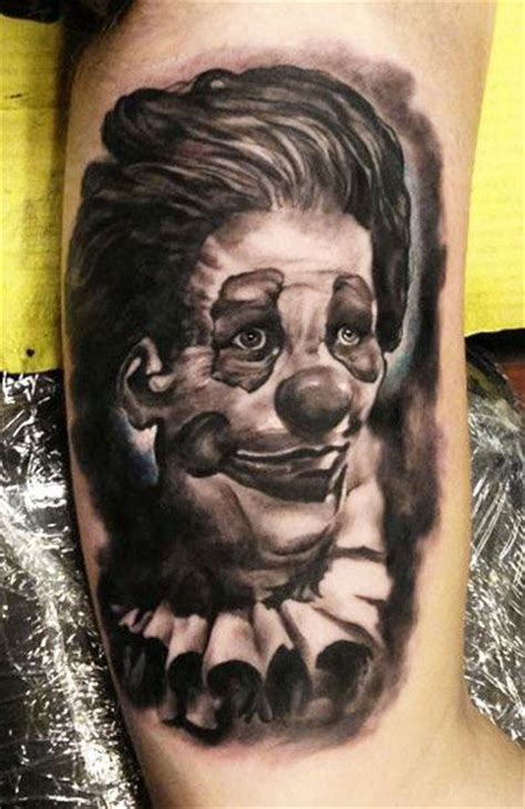 tattoo gallery clown 17 best images about clown tattoos on pinterest picture