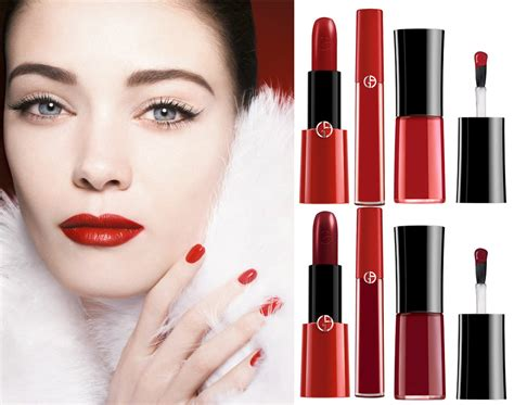 Makeup Giorgio Armani giorgio armani orient excess makeup collection for