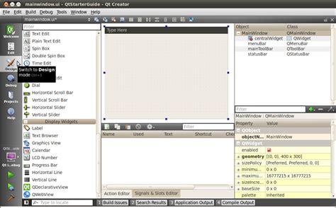 qt designer layout ratio qt starter guide arm9 based platforms critical link
