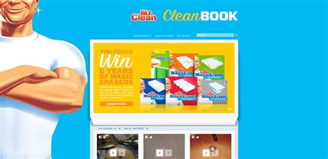 Mr Sweepstakes - mr clean cleanbook sweepstakes