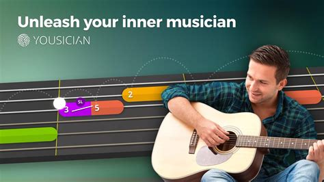 Play Store Yousician Yousician Learn To Play Guitar Android Apps On Play