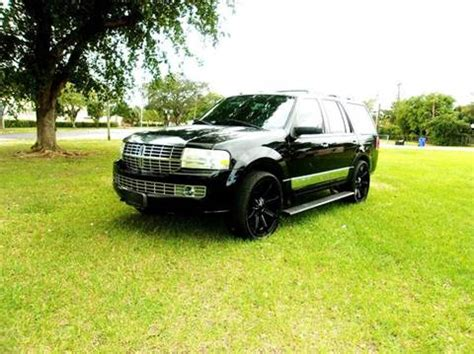 2008 lincoln navigator for sale in florida carsforsale.com