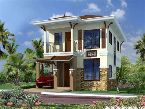 dise 241 os de casas de madera de un piso fachadas de casas