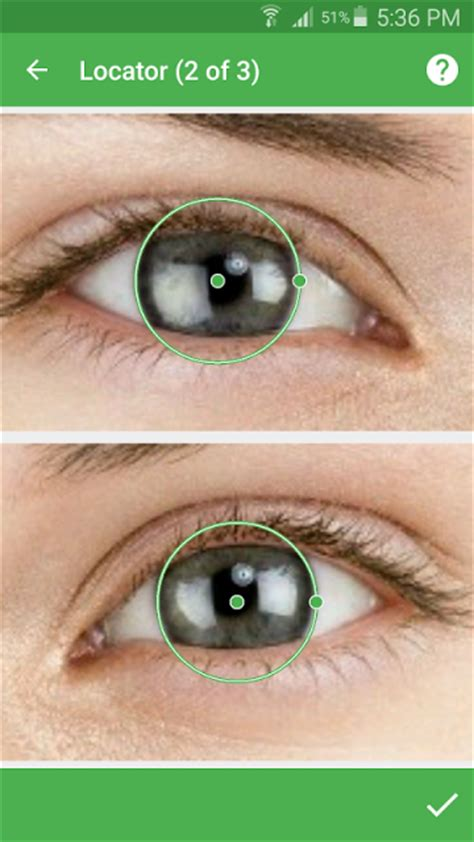 app that changes your eye color niceeyes eye colour changer apk for android