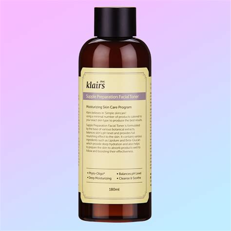 Toner Klairs klairs supple preparation toner changed my skin in
