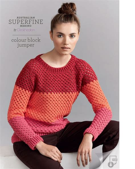 Crochet Pattern Jumper | 1000 ideas about crochet jumper pattern on pinterest