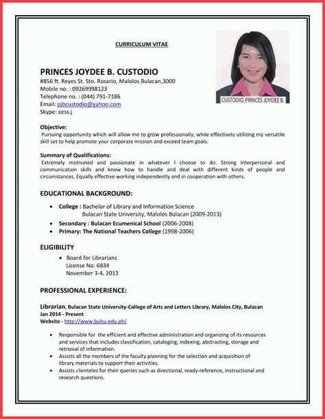 Winning Resume by Winning Resumes Sles Memo Exle
