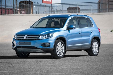 tiguan volkswagen 2014 2014 volkswagen tiguan tdi front three quarter photo 28