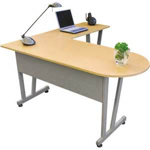 Desk L From Walmart Linea Italia Massima Line L Shaped Desk Walmart