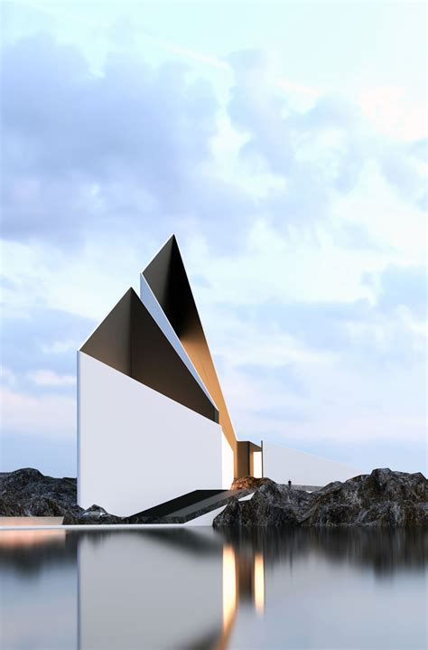 Architecture Concept by Architectural Concepts By Vlasov